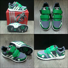 SNEAKERS TRAINING ADIDAS DY AVENGERS LO CF K HULK JUNIOR DISNEY COD. B40513