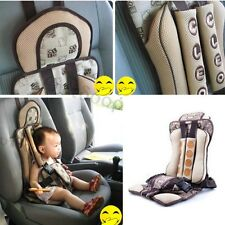 NEW High Quality Safety Infant Child Baby Car Seat Seats Carrier Protable