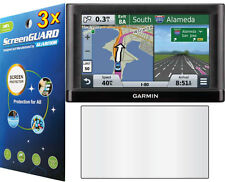 3x Clear LCD Screen Protector Guard Garmin Nuvi 57 57LM 57LMT 58 58LM 58LMT GPS
