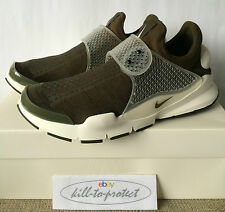 FRAGMENT x NIKE SOCK DART Sz UK US 8 9 10 11 LODEN 728748-300 HTM Olive SP 2014