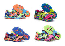 New LaceUp Gel-Noosa-Tri-8-Running Athletic Trainer Womens Shoes 25 color