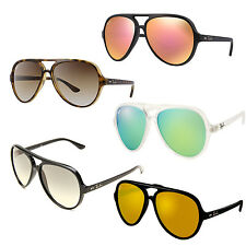 Ray Ban RB4125 Cats 5000 Sunglasses - 59mm