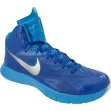 Nike Lunar Hyperquickness TB ~ Royal/Blue Hero/Metallic Silver