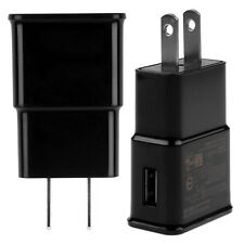US Plug AC USB Wall Home Charger Power Adapt For Samsung HTC LG Nokia iPhone