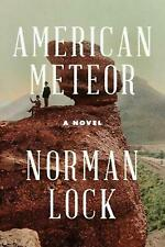 NEW American Meteor by Norman Lock Paperback Book (English) Free Shipping