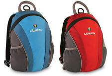 LittleLife RUNABOUT DAYSACK Baby/Toddler/Child Backpack Safety Reins Bag - New