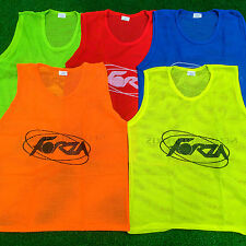 10 Pack - Soccer Pinnies, Scrimmage Vests, Jerseys, **SELECT SIZE & COLOR**