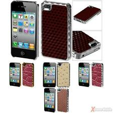 For APPLE iPhone 4/4S/4G Executive Back Case Cover Alloy Plating