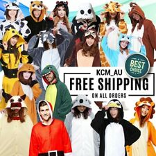 Adult Kid Animal Onesies over 80 designs Costume Fast Shipping from Sydney AU