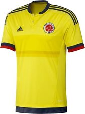 New Colombian Natinal team Home Jersey 2015 for Men  Copa America Chile All Size