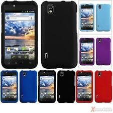 For LG LS855(Marquee) Snap On Hard Case Cover Solid Colors