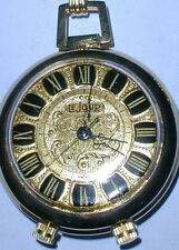 New Old Stock LeJour SWISS 17J Pendant Alarm Travel Watch Pocket Wind Up