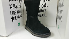 Cougar Women's Virgo Guaranteed Waterproof Cold Weather Boots Black Suede