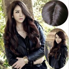 Fashion Wig Women Lady Long Curly Wavy Full Wigs Party Costume Wig Synthetic Wig