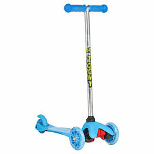 Kids Mini Scooter with Flashing Wheels