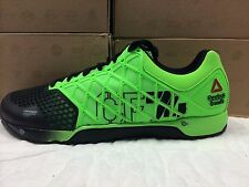 NEW MENS REEBOK CROSSFIT NANO 4.0 SOLAR SNEAKERS-SHOES-RUNNING-VARIOUS SIZES