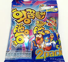 ORION Worm Wiggling Shaped King Jelly 47g x 8, 16 Packs Korean Made