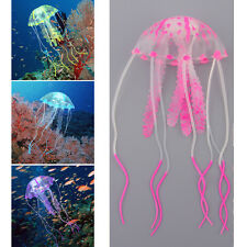 Quallen Meerestiere Jellyfish Aquarium Fisch Tank Dekoration Aquarien Deko S/L