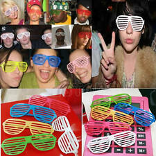 New Sunglasses Shutter Stronger Shades Glasses Retro Club Party Rave Hip