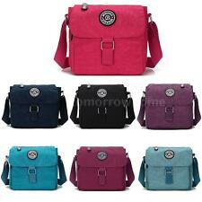 Women Waterproof Handbag Nylon Single Shoulder Messenger Bag Girls Nice Satchel
