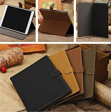 New Luxury Folding PU Leather Smart Case Stand Cover Fits Apple iPad 2 3 4