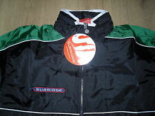 Sports training jacket by Surridge sports hooded rainjacket 100% Nylon