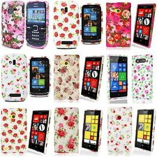 8-10x Job Lot Clearance Wholesale Cell Phone Case Covers for Nokia Lumia