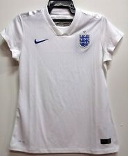 BNWT ENGLAND WOMENS HOME WORLD CUP KIT FOOTBALL SOCCER JERSEY TRIKOT 2014
