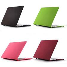 "For Macbook Pro Retina 13"" 2015 New Hard Case Shell Cover Skin Quicksand Snap-on"