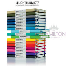 LEUCHTTURM 1917 MEDIUM A5 NOTEBOOK - Ideal Bullet Journal - 20 colours available