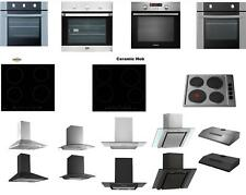 Oven, Hob & Hood Pack | Customise your Oven, Electric Hob & Extractor Fan Bundle