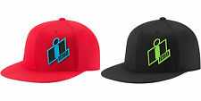 Icon Men's Double Up Flatbill Fitted Hat - SM/MD or LG/XL - Free Shipping