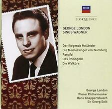 George London Sings Wagner - London,George CD-JEWEL CASE