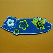 Cloud Daisy Flower Iron Sew on Patch Cute Applique Badge Embroidered Nature Cute