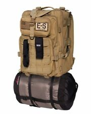 Echo-Sigma Emergency Bug Out Bag Classic Prepper Kit. Survival and Safety Bundle