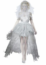 California Costumes Collections 01287 Sexy Ghostly Bride Costume Set