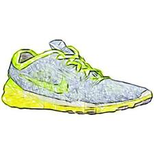 Nike Free 5.0 TR Fit 5 Breathe - Women's Training Shoes (Wolf GY/Volt/WT/Cyber