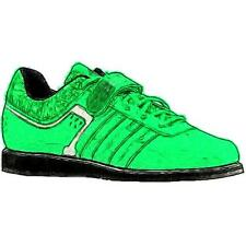 adidas Powerlift Trainer 2 - Men's Training Shoes (Flash Lime/Silver Metallic/C