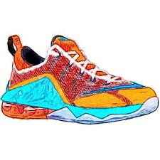 Nike LeBron 12 Low - Boys' Primary Sch. Sch. Basketball Shoes (WT/BL Lagoon/Mid