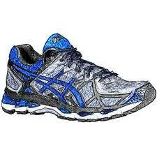 ASICS® GEL-Kayano 21 - Men's Running Shoes (Lightning/Royal/Black Width:Medium)