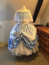 Victorian/American Civil War 5 Piece Ballgown ANY SIZE ANY COLOUR