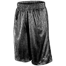 Nike Layup Basketball Shorts - Men's (Black/Black/White)