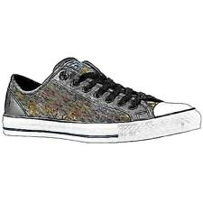 Converse All Star Overlay Ox - Men's Basketball Shoes (BK/Cactus Width:Medium)