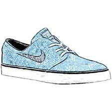 Nike SB Zoom Stefan Janoski - Men's Casual Shoes (Dove GY/LT Retro/WT/Anthracit