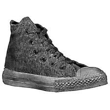 Converse All Star Hi - Boys' Preschool Basketball Shoes (Black Monochrome)