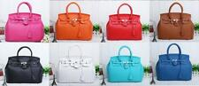 Borsa a mano mod. KELLY TOTE BAG Shoulder bag handbag 8 COLORI