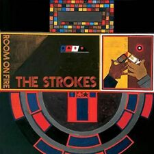 Room on Fire - Strokes New & Sealed LP Free Shipping