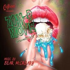 Chillerama Presents Zom B Movie (ost) - Bear Mccreary New & Sealed Compact Disc