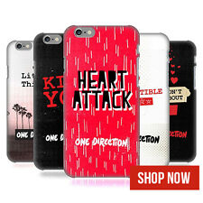 OFFICIAL ONE DIRECTION 1D TAKE ME HOME HARD BACK CASE FOR APPLE iPHONE PHONES