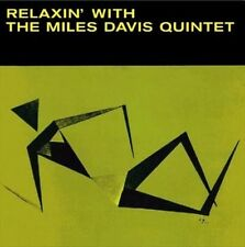 Relaxin With the Miles Davis Quintet - Miles Quintet Davis New & Sealed Free Shi